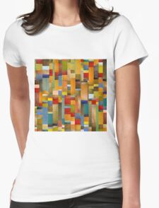Pieces Parts Womens Fitted T-Shirt