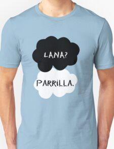 Lana? Parrilla. Unisex T-Shirt