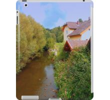 Ducks on patrol II | waterscape photography iPad Case/Skin