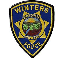 Winters Police by lawrencebaird