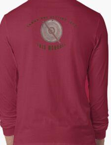 Locked Manhole Long Sleeve T-Shirt