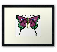 Ra's Fragile Flight Framed Print