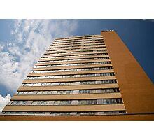 Great Plains Building Photographic Print