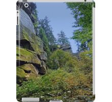 Mountain, granite rocks and pure nature | landscape photography iPad Case/Skin