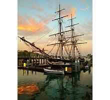 Tall Ships.... Photographic Print