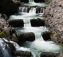 FALLING WATER by tkrosevear