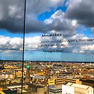 Guinness Storehouse view- Dublin Ireland by John Miner