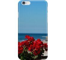 Beach bar. iPhone Case/Skin