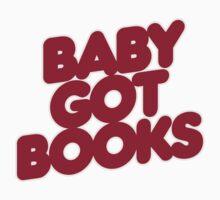 Baby got books Kids Tee