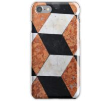 Geometric Venetian Marble iPhone Case/Skin
