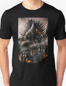 Godzilla, King of Thrones T-Shirt
