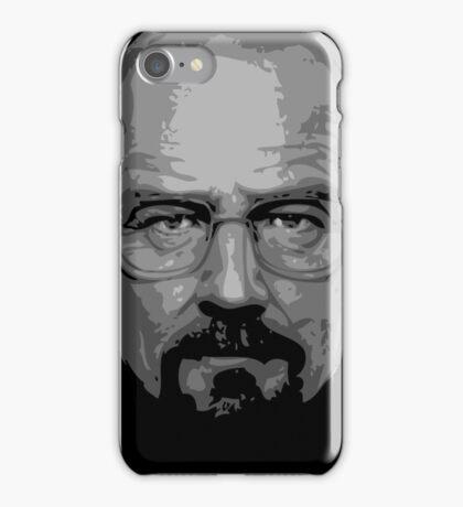 Breaking Bad - Heisenberg ( Vector ) iPhone Case/Skin