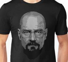 Breaking Bad - Heisenberg ( Vector ) Unisex T-Shirt