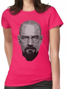 Breaking Bad - Heisenberg ( Vector ) Womens Fitted T-Shirt
