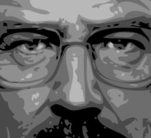 Breaking Bad - Heisenberg ( Vector ) Sticker