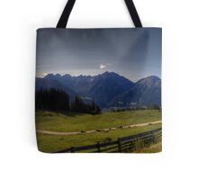 A Cow's Paradise Tote Bag
