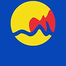 Grand Rapids Flag by zachsbanks