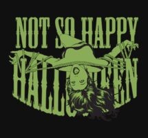 Not so Happy Halloween by Rob Stephens