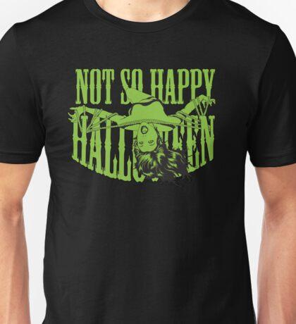 Not so Happy Halloween T-Shirt