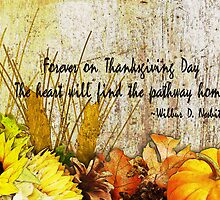 Give Thanks by Terri Chandler