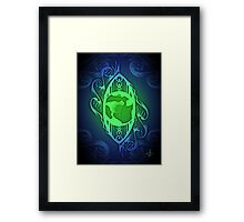 Eye On Earth Framed Print