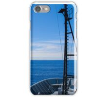 The North Pacific iPhone Case/Skin