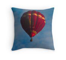 Sky Travelers Throw Pillow