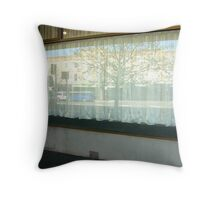 Melbourne Window Throw Pillow