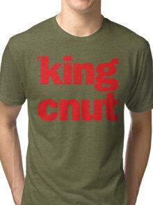 'king cnut Tri-blend T-Shirt