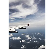 Window Seat Photographic Print