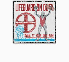 The Lifeguard Creature Is On Duty (1) Unisex T-Shirt