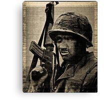 Rifleman Canvas Print