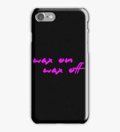 The Pinkprint: Feeling Myself [Wax Lyric] iPhone Case/Skin