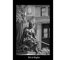 Bill Of Rights Photographic Print