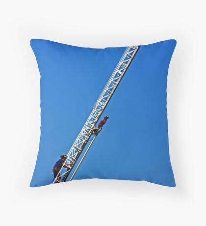 The Ladder Of Success Throw Pillow