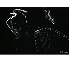 The Intensity of Flamenco Photographic Print