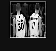 G.S. Warriors Splash Brothers Black and White. Unisex T-Shirt
