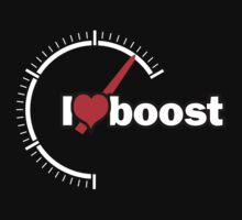 I love boost by Justin Minns