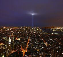 GONE BUT NOT FORGOTTEN - 911 TRIBUTE by MIGHTY TEMPLE IMAGES