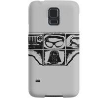 Dark Side Description Samsung Galaxy Case/Skin