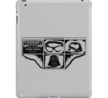 Dark Side Description iPad Case/Skin