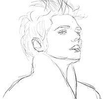 Gerard Way by citalali