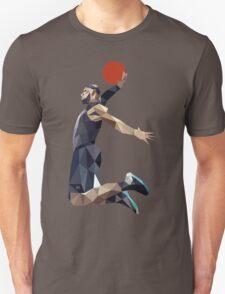 Basketball Dunk Unisex T-Shirt