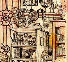A Study Of My Inner Sanctum  by John D  JinnDoW
