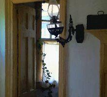 Sitting Room Doorway by RC deWinter
