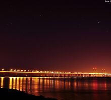Severn Lights by Kevin Cotterell