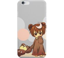 pokemon teddiursa bear cute chibi anime shirt iPhone Case/Skin