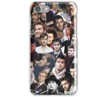 David Tennant Collage iPhone Case/Skin