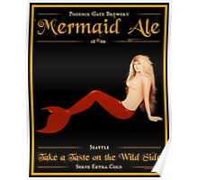 Mermaid Ale Poster