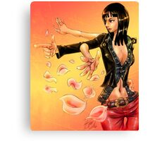 Flower of Carnage Canvas Print